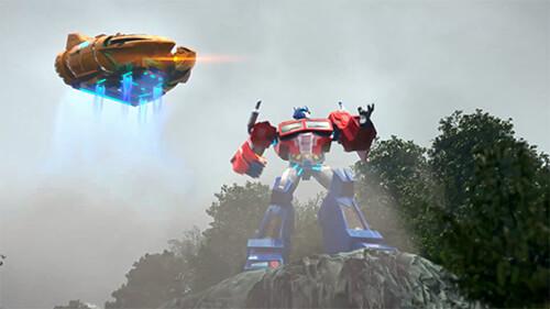 Transformers Ark Power Optimus Prime