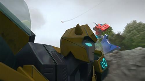 Transformers Spark Armor